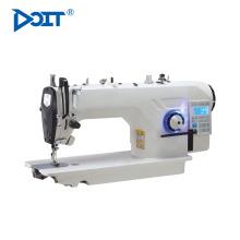 DT-9891-D4N máquina de coser industrial de una sola aguja puntada de presión máquina de coser de bloqueo plana precio maquina de coser