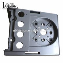 Liga de alumínio personalizada de alta pressão morrer peças de fundição