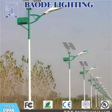 9m 90W Solar and Wind Hybrid LED Street Light