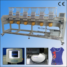snapback hat embroidery machine sale for hat t-shirt flat embroidery