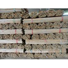 Bâton de bois naturel riche en bois écologique