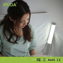 IPUDA recargable USB recargable Nueva lámpara de mesa de lectura de última tecnología