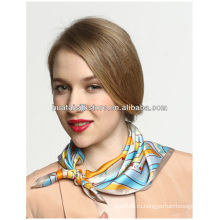 Сделано в китайской шелковой ткани цветочное оголовье
