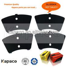 Превосходный качественный антишумовой протектив Kapaco D1295 для тормозных колодок Hyundai и KIA
