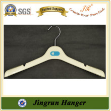 Alibaba China Supplier Coat Hanger Plastic Brand Clothes Hanger