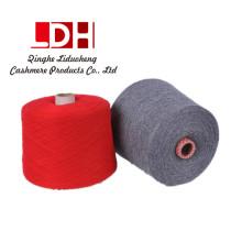 Laine de cachemire peignée pour tricoter à la main bébé vêtements machine à tricoter Cachemire fil à tricoter tissage fil