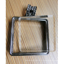 25 мм Площадь плоской задней камни бисер прозрачный