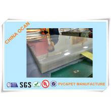 1.0mm klares steifes PVC für Form