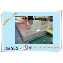 Crystal Board PVC Rigid Sheet for Printing