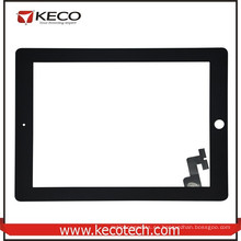 China al por mayor táctil de cristal pantalla del digitizador para iPad 2