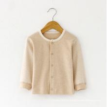 Ropa de algodón orgánico para niños y niñas