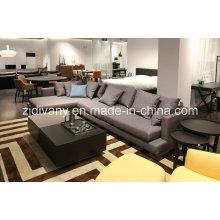 Modern Style Living Room Fabric Sofa Furniture (D-75)