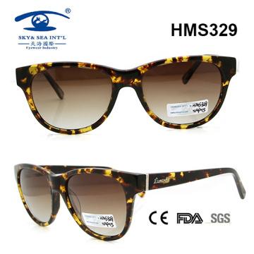 Fashion High Quality Acetate Eyeglasses (HMS329)