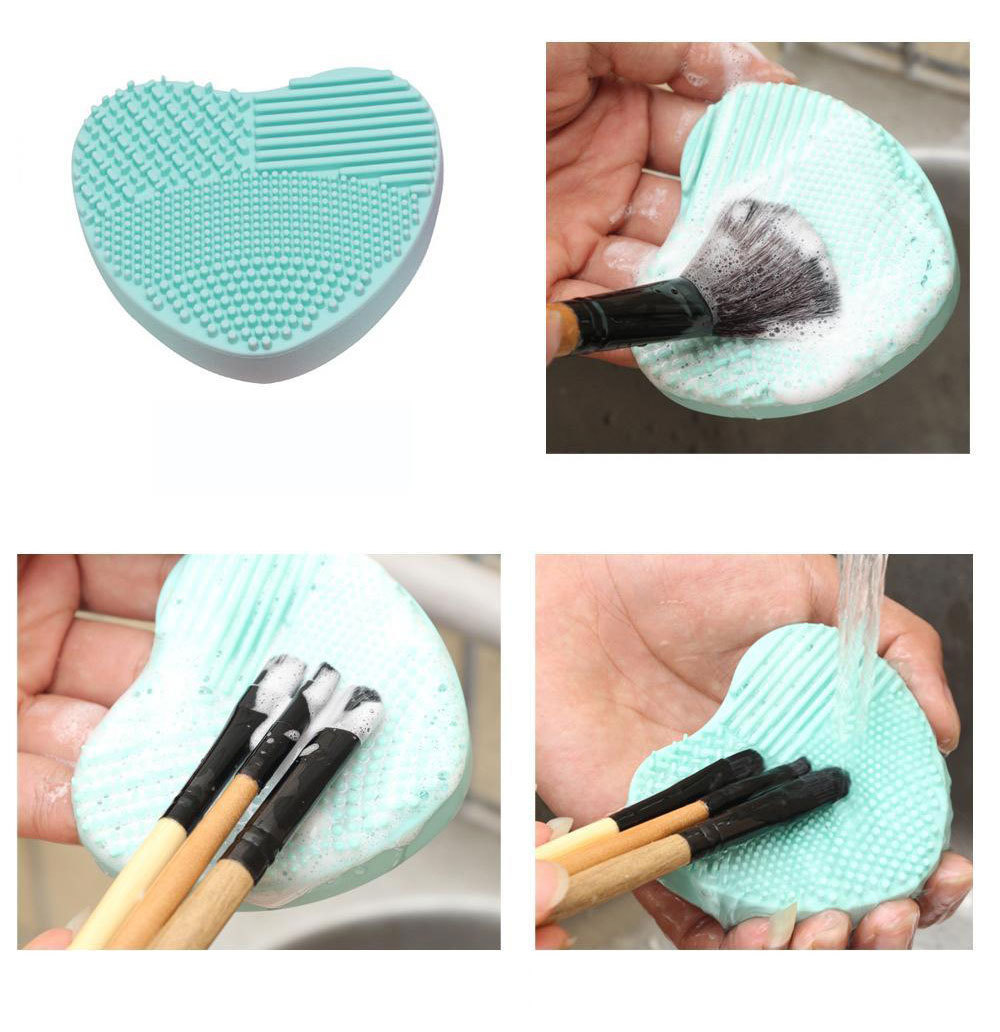 Heart Shape Brush Egg