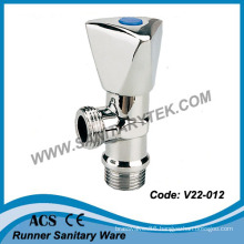Chromed Brass Angle Valve (V22-012)