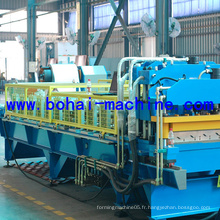 Bohai Glazed Tile Roll Rolling Machine