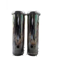 Filtergehäuse mit mehreren Patronen / Edelstahl