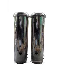 Boîtier de filtre à plusieurs cartouches / acier inoxydable