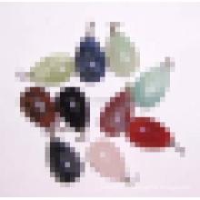Collier de pierres précieuses naturelles en pierres précieuses en cristal de cornaline