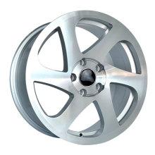 Flywheel Design Silver Alloy Wheels