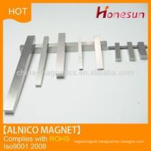 Cast AlNiCo rod magnet AlNiCo 5 permanent magnet