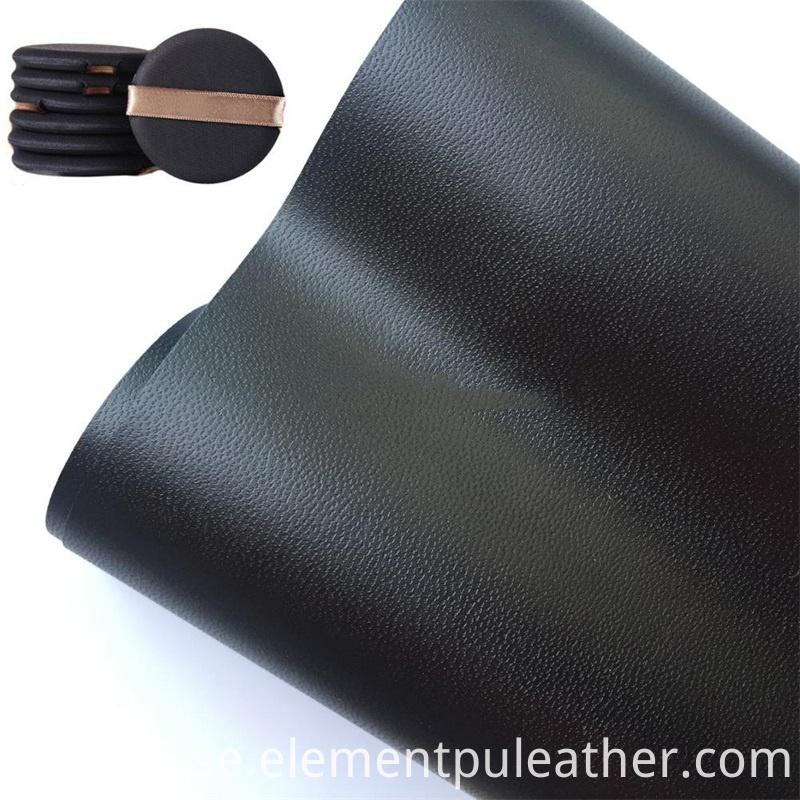 ECO Friendly Black Leather