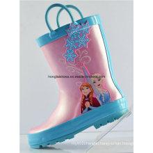 Children Non-Slip Rubber Rain Boots 16