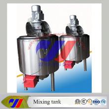 Tanque de mezcla del detergente de la calefacción de gas 500L