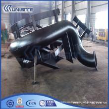 Tubo de succión de acero para la draga de succión de arrastre (USC3-001)