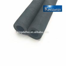 qingdao flexible abrasion resistant rubber tube sandblast shotcrete hose