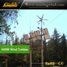 Micro Hydro Wind Turbines 600W