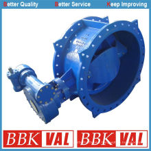 Butterfly Valve Double Flange Double Eccentric Long Type