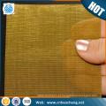 O best seller tela de malha de metal fino de bronze