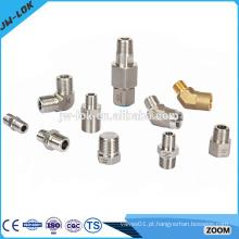 Acessórios para tubos de união roscada macho mais vendidos