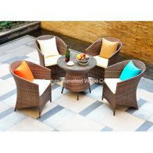 Ensemble de table à café en mousse confortable en coussins