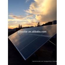 Grado A precio del panel solar India 100w