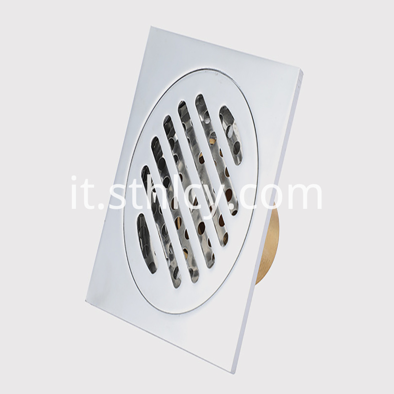 Stainless Steel Family Practical Floor Drain