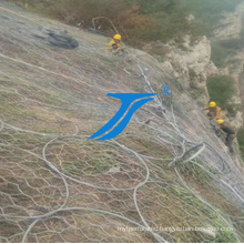 Ts-High Safety with Borders Mountain Fence Netting