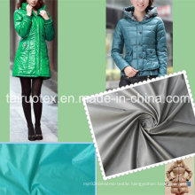 Microfiber Polyester Pongee for Down-Proof Jacket