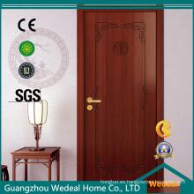 Personalizar la puerta interior de WPC para hotel / habitación (WDHO04)