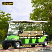 Carro elétrico do golfe do turista do carro do golfe de 11 assentos