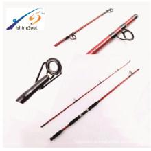 SFR084 Equipamento de pesca barato China fornecedor vara de pesca de fundição de surf
