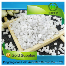 High quality Quartz sand price per ton/silica sand used in glass