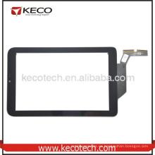 Venta al por mayor para Acer Iconia W3-810 Touch pantalla de cristal de digitalizador