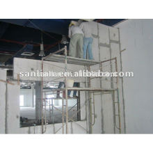 Sanlian eps concrete cement wall panel machines