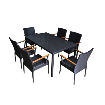 Restaurant Outdoor Furniture Table and Chairs Set