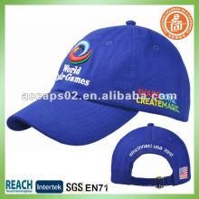 Casquette de baseball de profil bas pour la promotion BC-0131