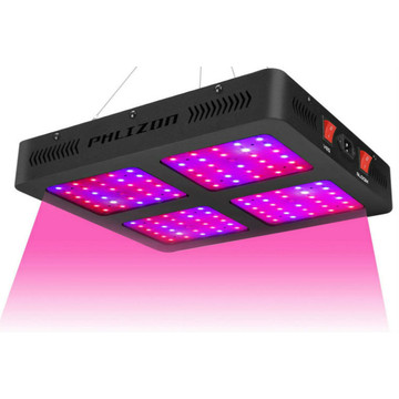 Indoor Full Spectrum Square LED wachsen Lichter