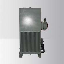 Échangeur de chaleur hydraulique à jet d'air pour éviter la surchauffe