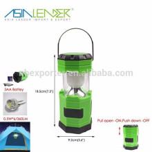 6 LED de luz pop-up ABS